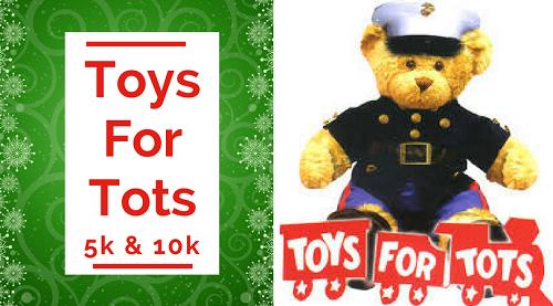 2018 Toys For Tots 5k 10k Kids 1 Miler Bishops Events Llc