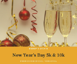 2022 New Year's Day 5k, 10k, & 1M